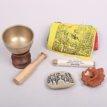 Singing bowl and incense set | Gallery 1 | TradeAid