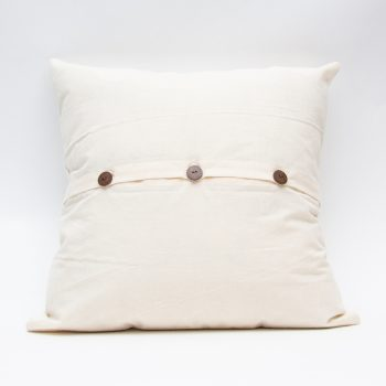Peace embroidered cushion cover | Gallery 2 | TradeAid