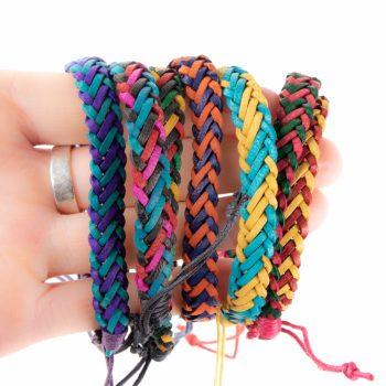 Leather bracelet | TradeAid