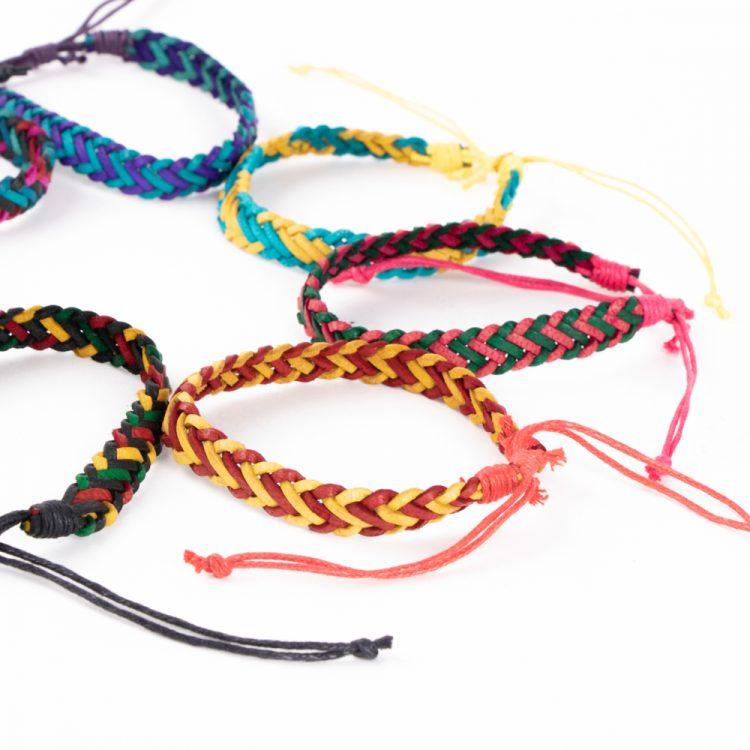 Leather bracelet | Gallery 2 | TradeAid
