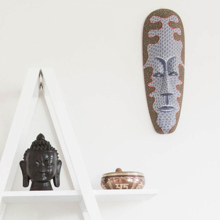Traditional indonesian mask | TradeAid