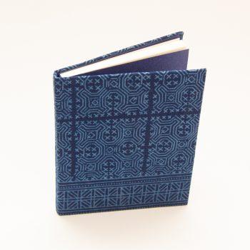 Blue batik notebook | Gallery 1 | TradeAid