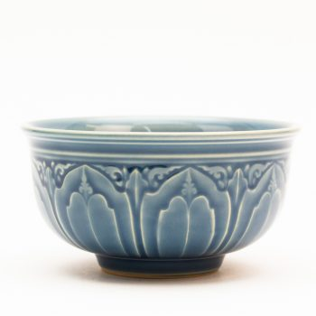 Small blue lotus bowl | TradeAid