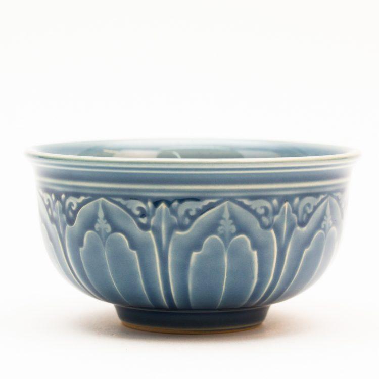 Small blue lotus bowl | TradeAid