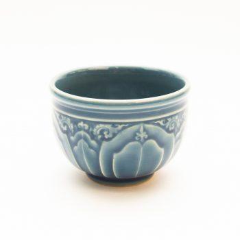 Blue lotus teacup | Gallery 1 | TradeAid
