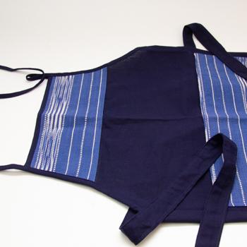 Navy blue apron | Gallery 1 | TradeAid