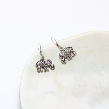 Elephant earrings | Gallery 1 | TradeAid