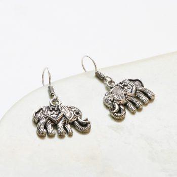 Elephant earrings | TradeAid