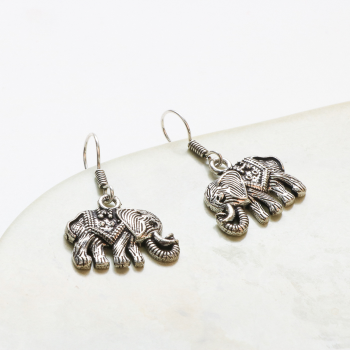 Elephant earrings | TradeAid