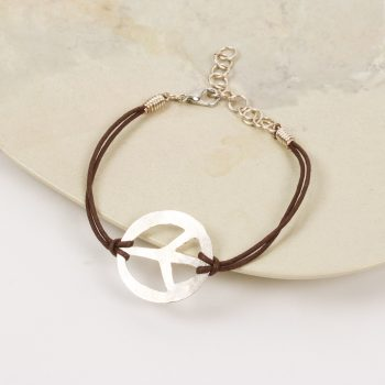 Peace sign bracelet | TradeAid