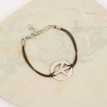 Peace sign bracelet | Gallery 1 | TradeAid