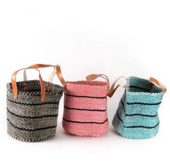 Vibrant sisal shopper | TradeAid