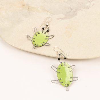 Turtle earrings | Gallery 1 | TradeAid