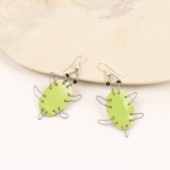 Turtle earrings | Gallery 2 | TradeAid