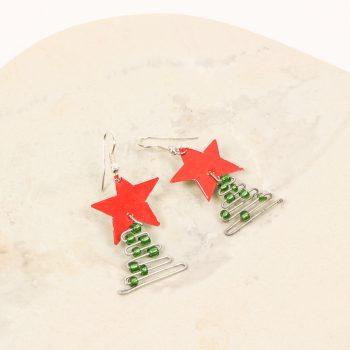 Christmas earrings | TradeAid