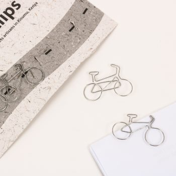 Bicycle paper clips | Gallery 2 | TradeAid