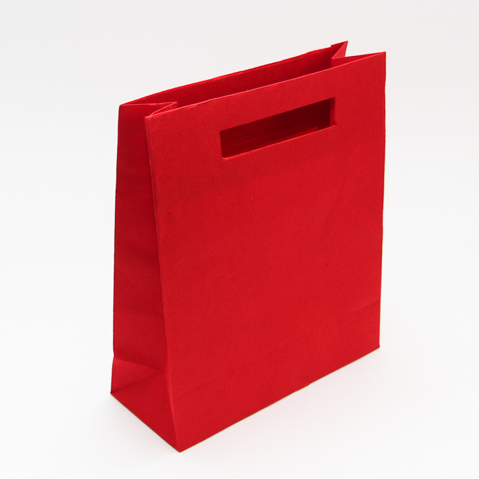 Red paper gift bag | TradeAid