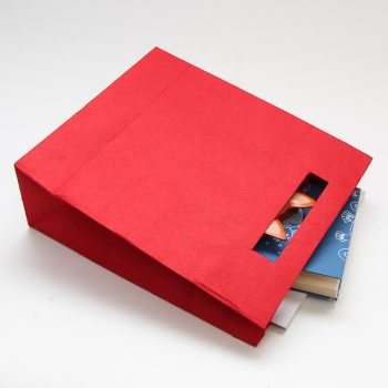 Red paper gift bag | Gallery 1 | TradeAid