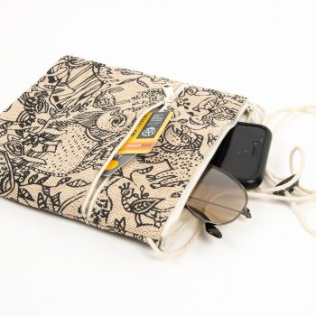 Animal print design shoulder bag | Gallery 1 | TradeAid
