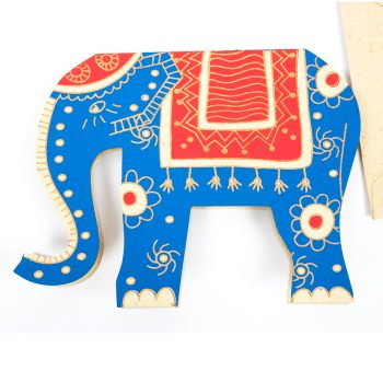 Elephant cut-out card | Gallery 2 | TradeAid
