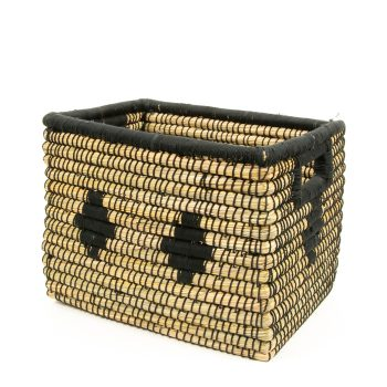 Kaisa and cotton rectangular basket | Gallery 1 | TradeAid