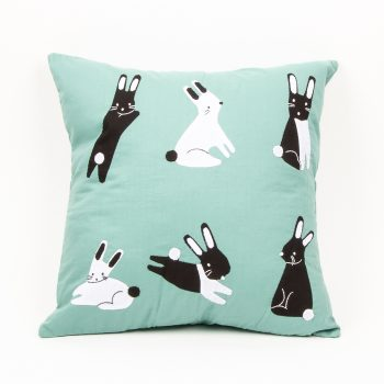 Rabbit cushion cover | TradeAid