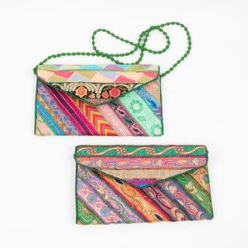 Zari clutch bag | TradeAid