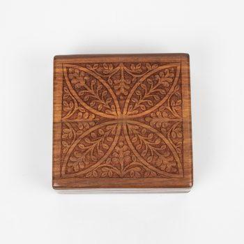 Leaf secret lock box | TradeAid