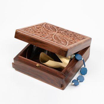 Leaf secret lock box | Gallery 1 | TradeAid