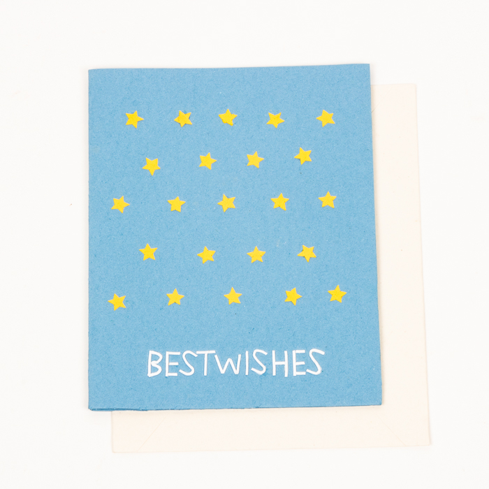 Best wishes card | TradeAid