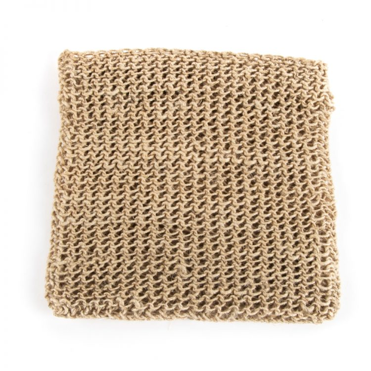 Hemp wash cloth | Gallery 2 | TradeAid