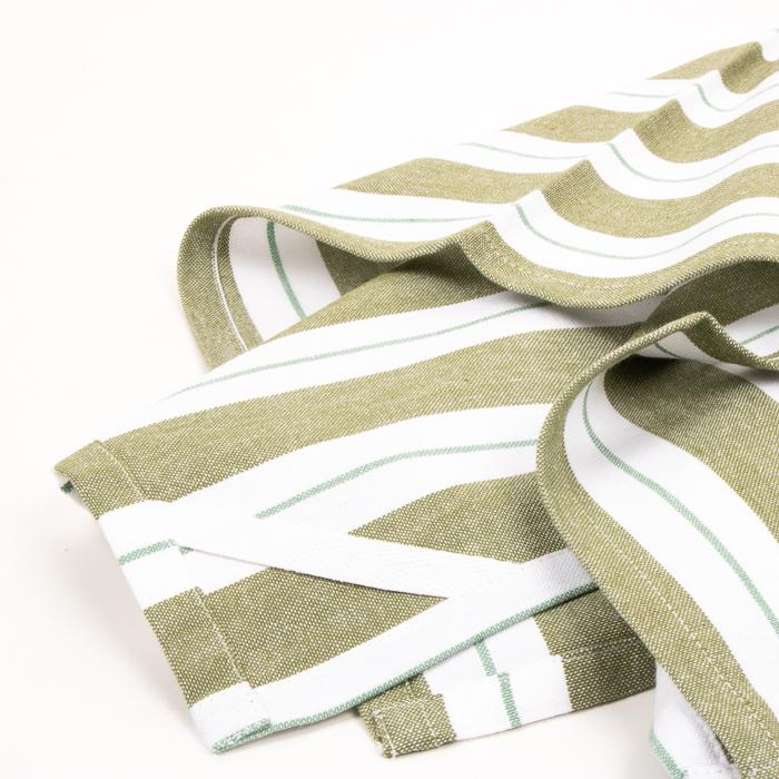 Olive tea towel   Gallery 2   TradeAid