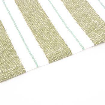 Olive tea towel   Gallery 1   TradeAid
