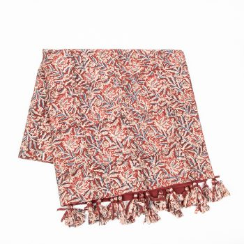 Kalamkari throw | TradeAid