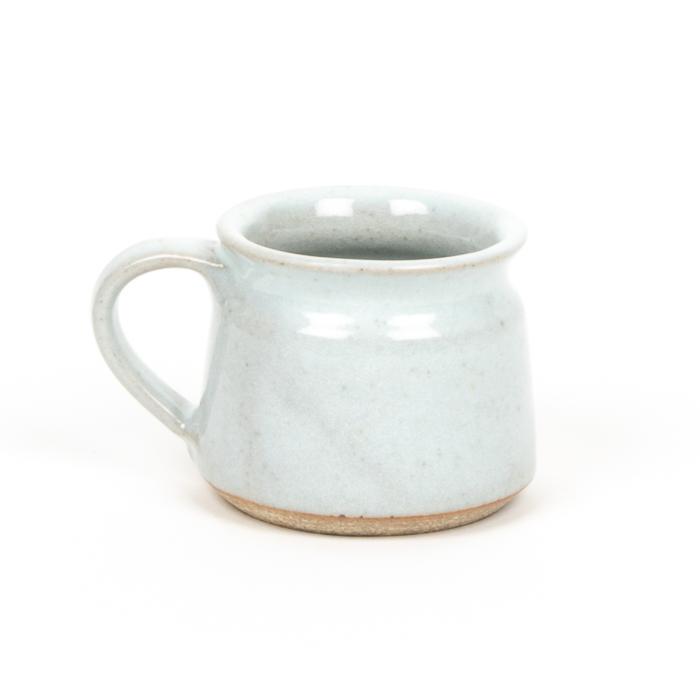 Grey ceramic teacup | TradeAid