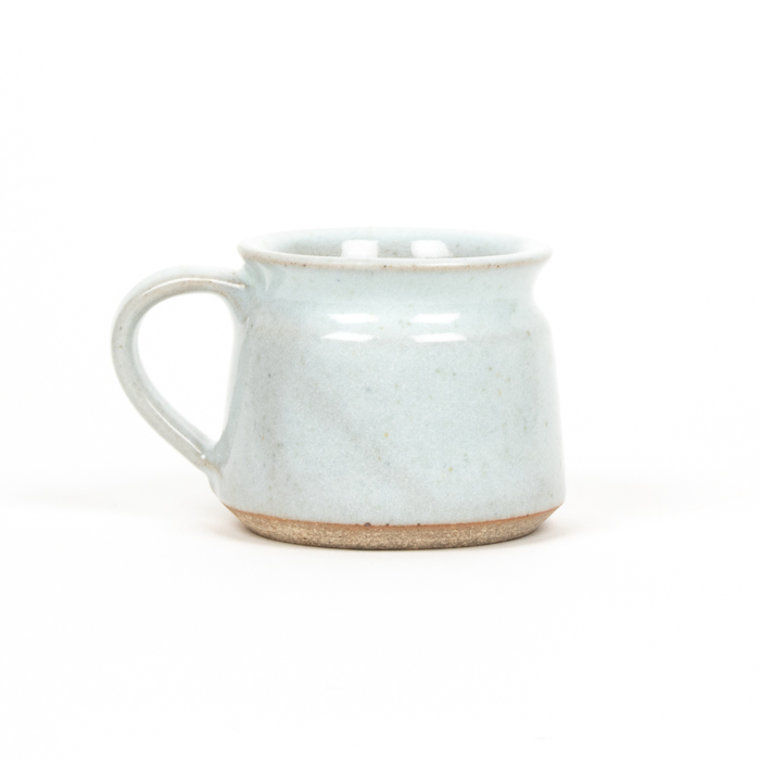 Grey ceramic teacup | Gallery 1 | TradeAid