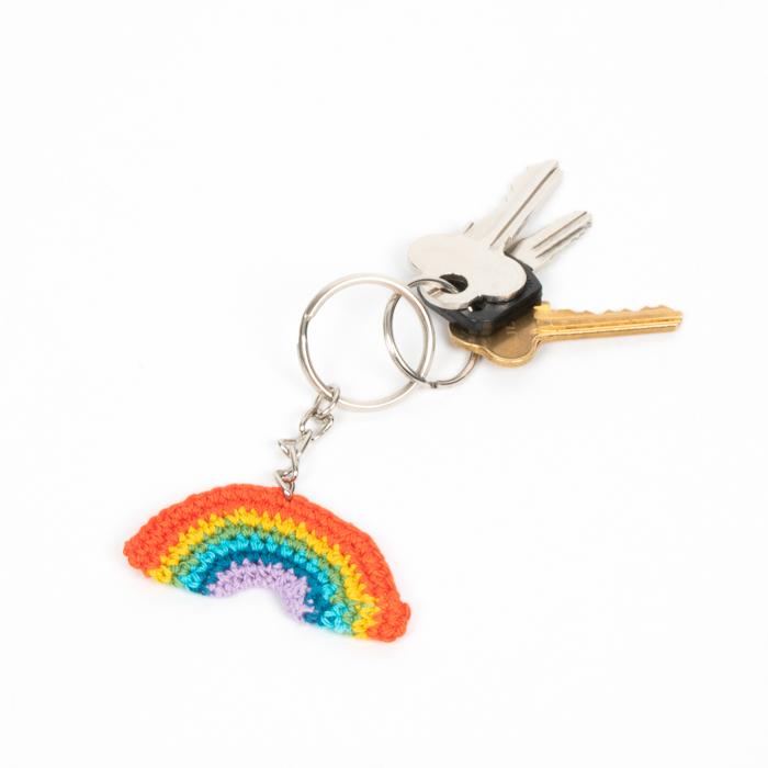 Rainbow keyring | Gallery 1 | TradeAid