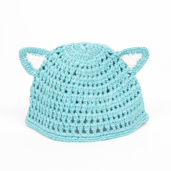 Baby's cat hat | TradeAid