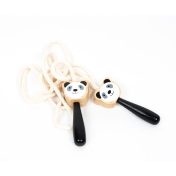 Panda skipping rope | TradeAid