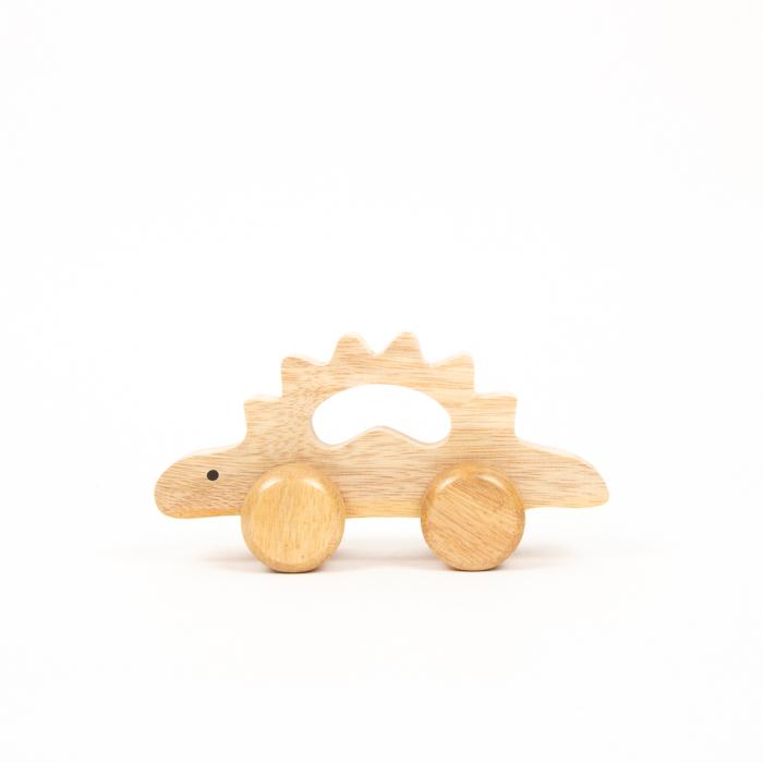 Stegosaurus roller toy | TradeAid