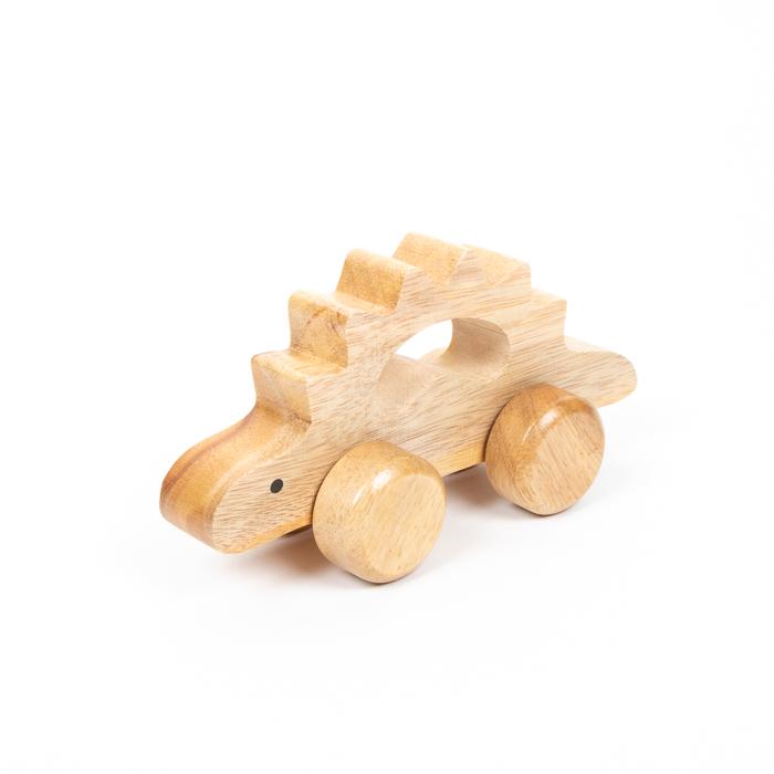 Stegosaurus roller toy | Gallery 1 | TradeAid