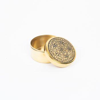 Brass pillbox | Gallery 2 | TradeAid