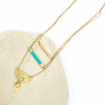 Three chain pendant | Gallery 2 | TradeAid