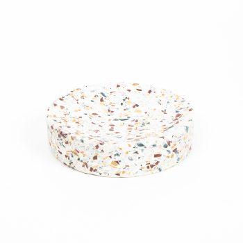 Terrazzo soap dish | TradeAid