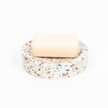 Terrazzo soap dish | Gallery 1 | TradeAid