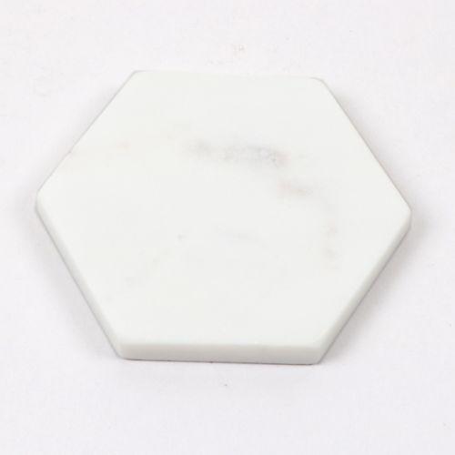 White stone coaster set | TradeAid