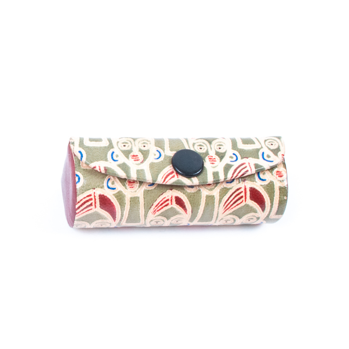 Face design leather lipstick case | Gallery 2 | TradeAid