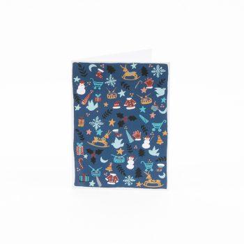 Christmas card with seasonal icons | TradeAid