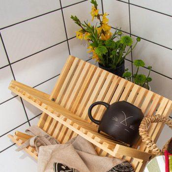 Wooden draining rack | TradeAid
