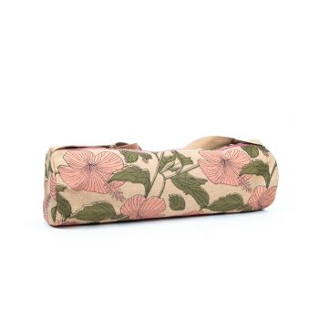 Hibiscus print yoga bag | TradeAid
